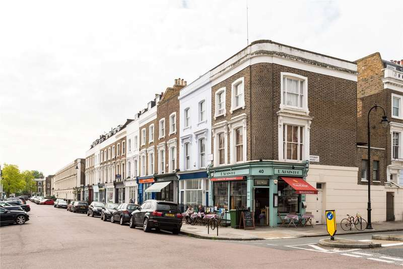3 Bedrooms Maisonette Flat for sale in Chalcot Road, Primrose Hill, London, NW1