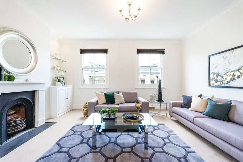 2 Bedrooms Flat for sale in Chesson Road, Fulham & Parsons Green, London, W14