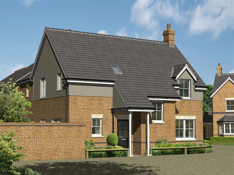 4 Bedrooms Detached House for sale in Cow Lane, Edlesborough, Dunstable