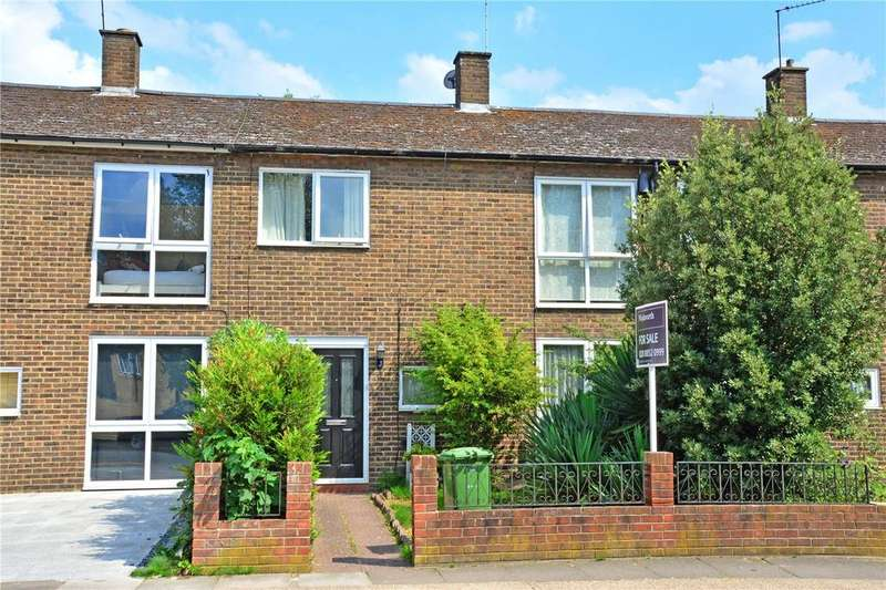 3 Bedrooms Terraced House for sale in Casterbridge Road, Blackheath, London, SE3