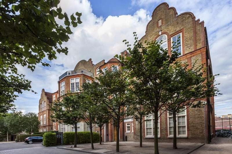 2 Bedrooms Flat for sale in Stepney City Apartments, Clark Street, London, E1