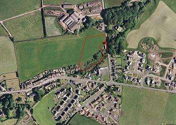 Land Commercial for sale in Development Land, Ervie Road, Leswalt, Stranraer DG9 0QP