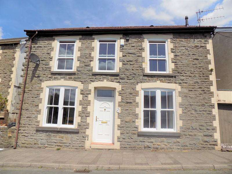 4 Bedrooms Detached House for sale in Troedyrhiw Terrace, Treorchy, Rhondda, Cynon, Taff. CF42 6PG