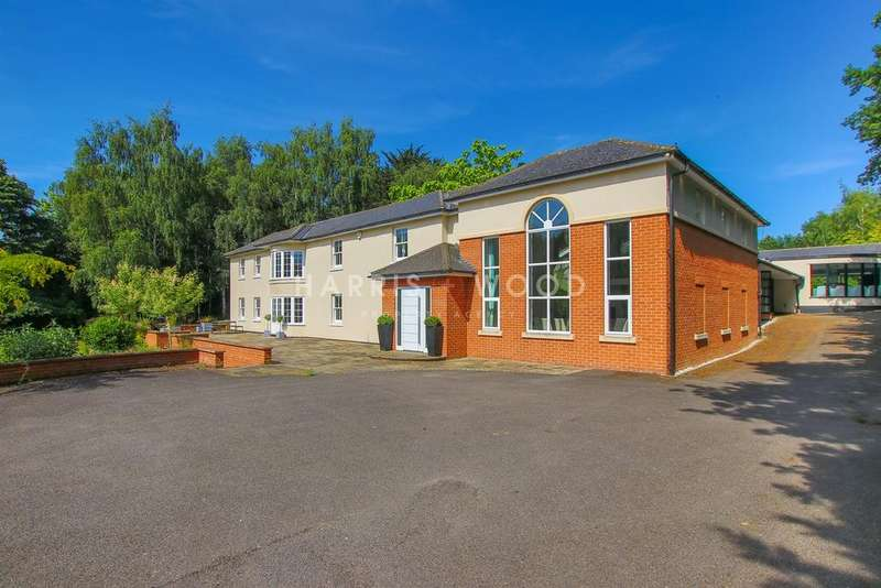 6 Bedrooms Detached House for sale in Terrace Hall Chase, Great Horkesley, Colchester, CO6