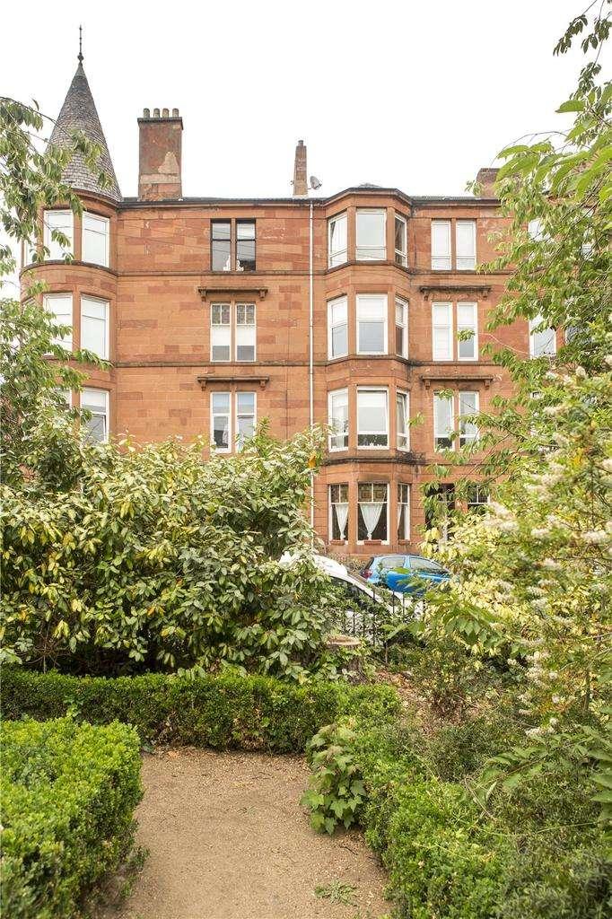 3 Bedrooms Apartment Flat for sale in 3/1a, Wilton Street, North Kelvinside, Glasogw