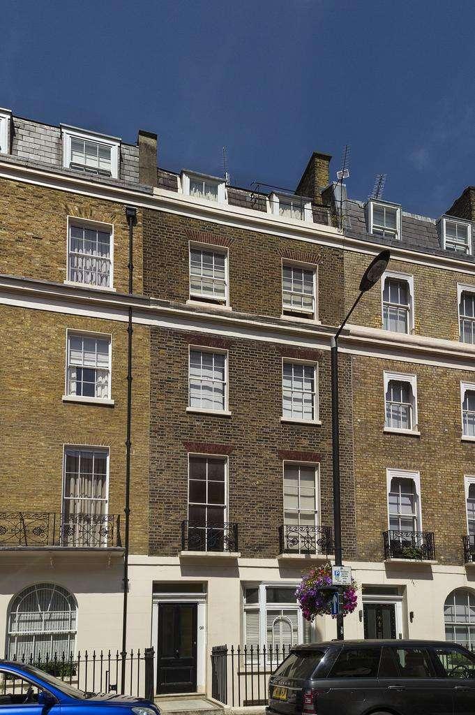 2 Bedrooms Flat for sale in Ebury Street, London. SW1W