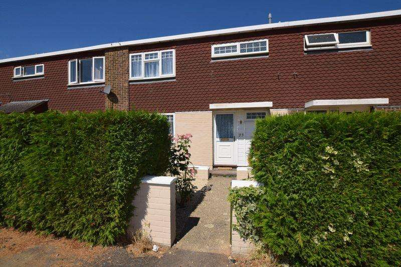 3 Bedrooms Terraced House for sale in Masons Court, Aylesbury