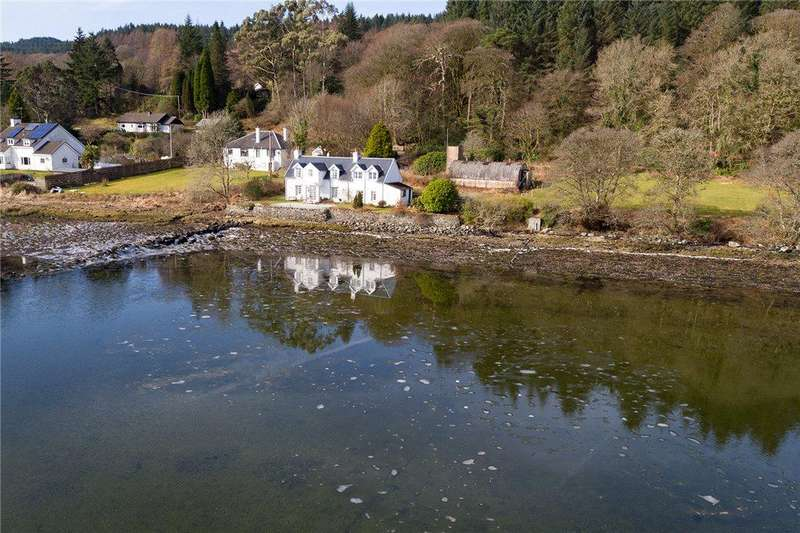 4 Bedrooms Detached House for sale in The Old Manse, Lochgair, Lochgilphead, Argyll and Bute