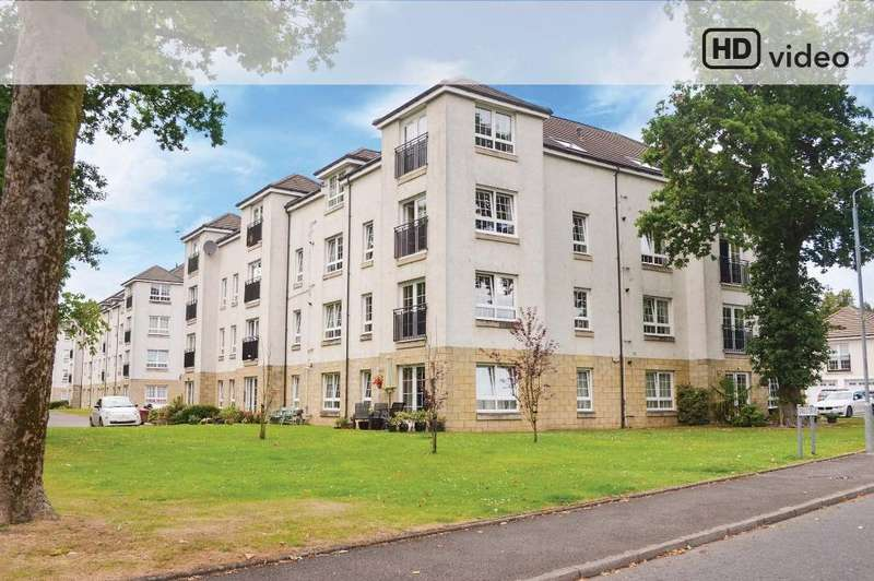 2 Bedrooms Flat for sale in Braid Avenue, Flat 9, Cardross, Dumbarton, G82 5QF