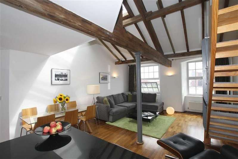 3 Bedrooms Apartment Flat for sale in Old Sedgwick Mill, Manchester