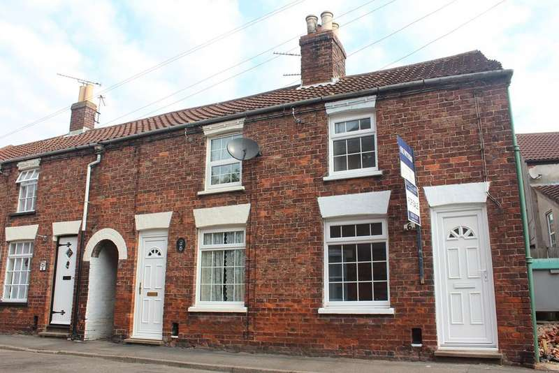 2 Bedrooms End Of Terrace House for sale in Rumbold Lane, Wainfleet, Skegness, PE24