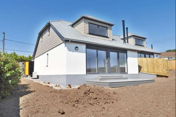 3 Bedrooms Bungalow for sale in PLOT 3, PENGERSICK CROFT, PRAA SANDS, TR20