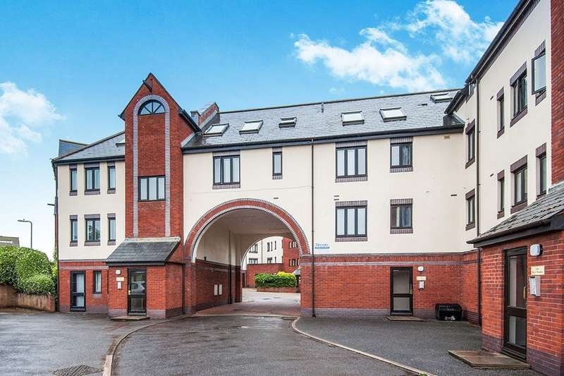 3 Bedrooms Flat for sale in Water Lane, Exeter, EX2