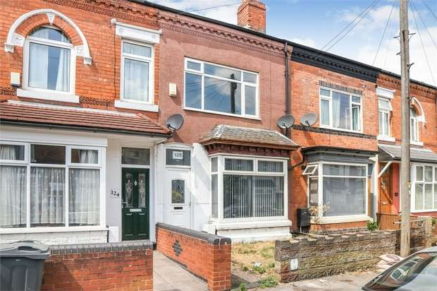 3 Bedrooms Terraced House for sale in Milcote Road, Smethwick, West Midlands