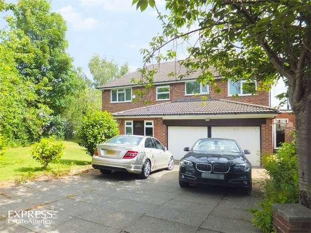 4 Bedrooms Detached House for sale in Downham Way, Liverpool, Merseyside