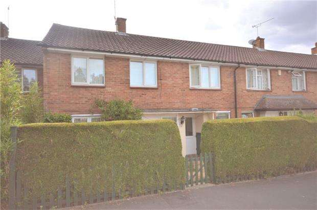 4 Bedrooms Terraced House for sale in Denham Grove, Bracknell, Berkshire