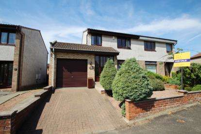 3 Bedrooms Semi Detached House for sale in Prestonfield Drive, Kirkcaldy