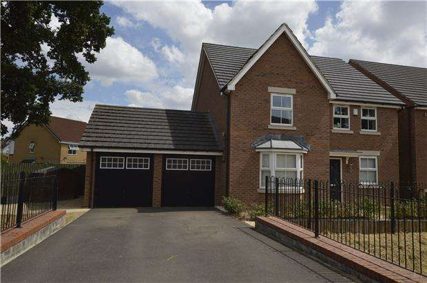 4 Bedrooms Detached House for sale in Wylington Road, BS36 2FL