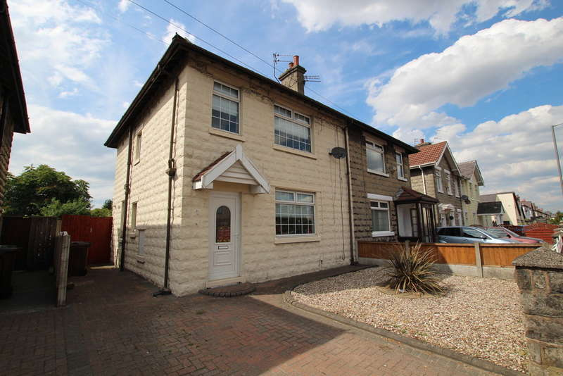 3 Bedrooms Semi Detached House for sale in Bailey Drive, Bootle, Bootle, L20