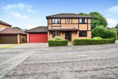 4 Bedrooms Detached House for sale in Tunshill Road, Brooklands, Manchester, Greater Manchester