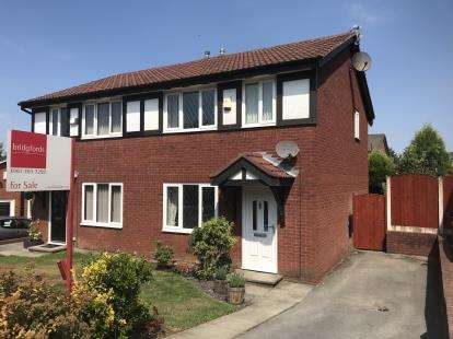 3 Bedrooms Semi Detached House for sale in Water Grove Road, Dukinfield, Greater Manchester, United Kingdom