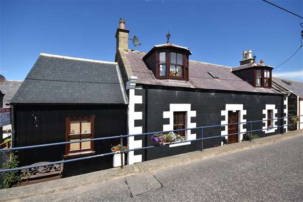 3 Bedrooms Detached House for sale in Church Street, Portknockie, Buckie
