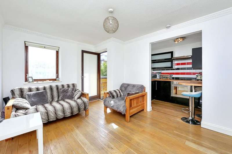1 Bedroom Flat for sale in East Smithfield, London E1W