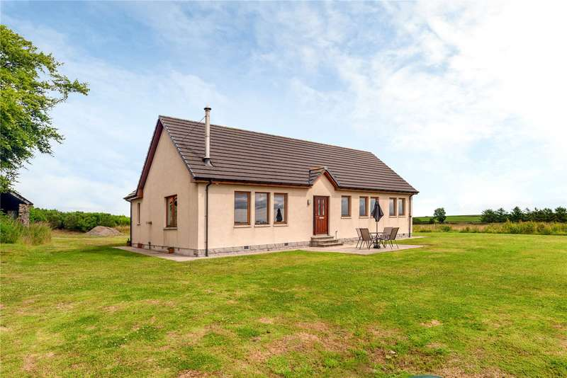4 Bedrooms Detached House for sale in Mosside Croft, Millbrex, Fyvie, Turriff, Aberdeenshire, AB53