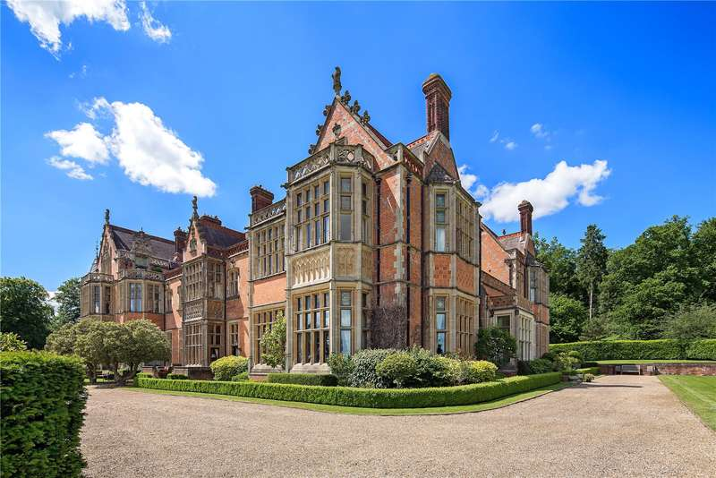 4 Bedrooms Apartment Flat for sale in Wyfold Court, Kingwood, Henley-on-Thames, RG9