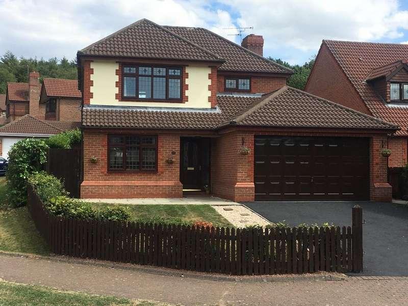4 Bedrooms Detached House for sale in Broadfields, Norton, Runcorn