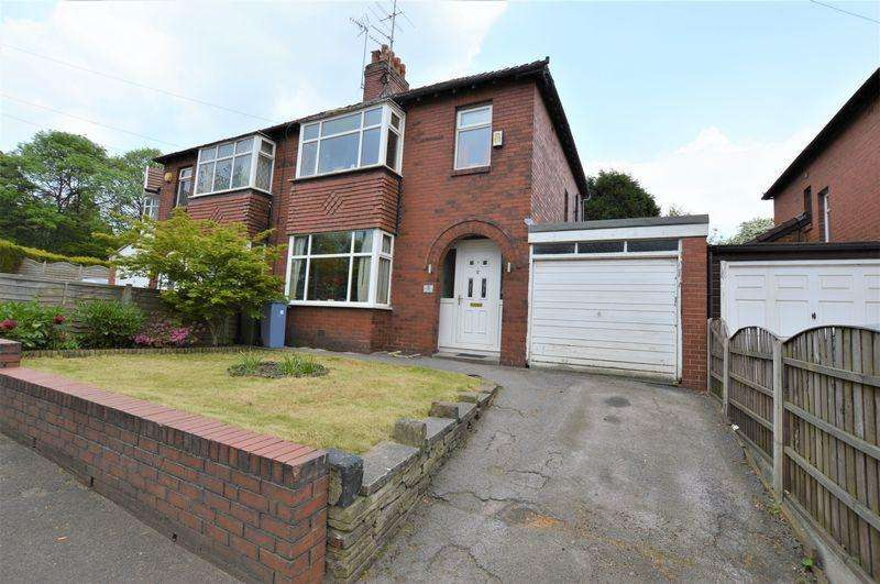 3 Bedrooms Semi Detached House for sale in Clarence Street, Stalybridge