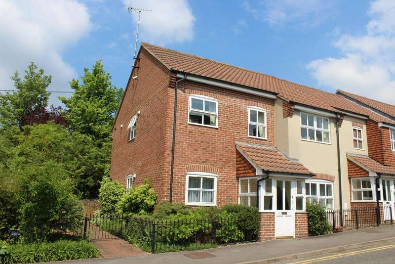2 Bedrooms Apartment Flat for sale in Williams Court, Park Street, Hungerford RG17
