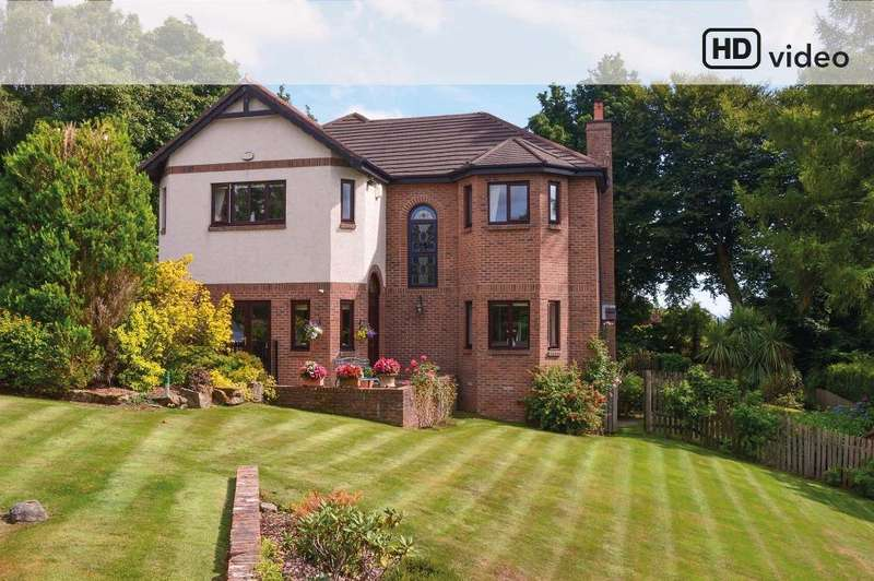 5 Bedrooms Detached House for sale in Queens Point, Shandon, Argyll Bute, G84 8QZ