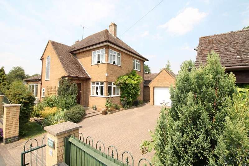 4 Bedrooms Detached House for sale in Paget Road, Lubenham
