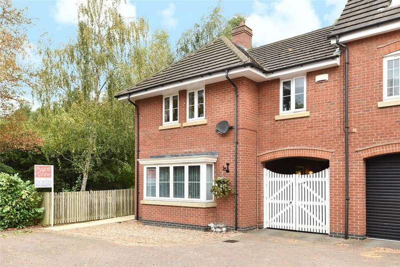 4 Bedrooms Semi Detached House for sale in Carnoustie Drive, Lincoln, LN6
