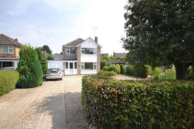3 Bedrooms Detached House for sale in Roman Bank, Stamford