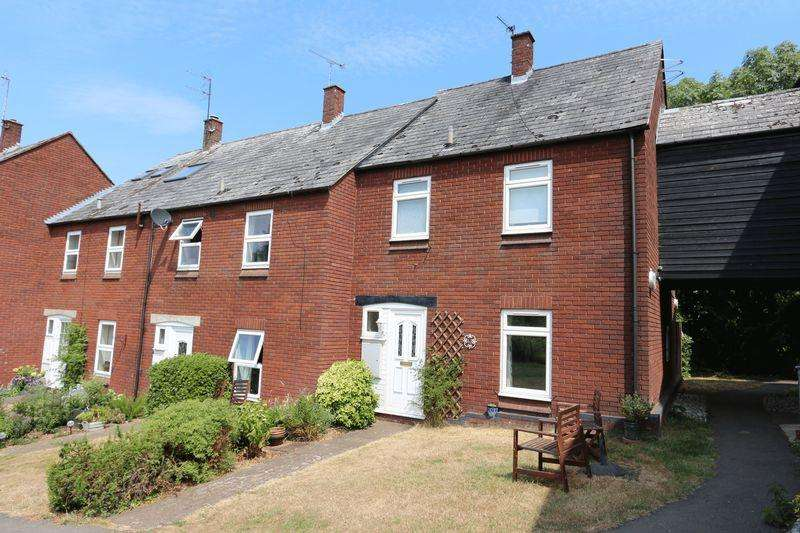 3 Bedrooms End Of Terrace House for sale in The Lane, Tebworth
