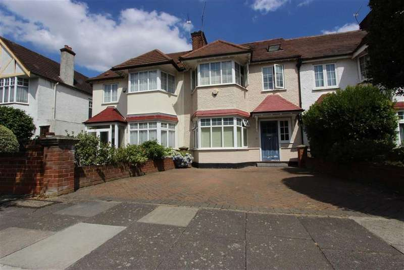 5 Bedrooms Terraced House for sale in Colne Road, Winchmore Hill, London