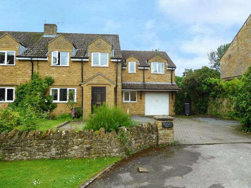 4 Bedrooms Property for sale in Over Stratton, South Petherton