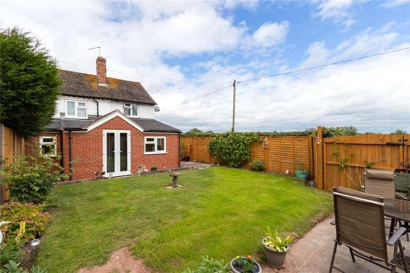 3 Bedrooms Detached House for sale in Naunton Upton-upon-Severn Worcester WR8