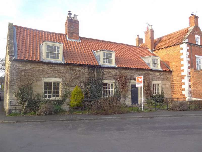 4 Bedrooms Detached House for sale in High Street, Osbournby, Sleaford