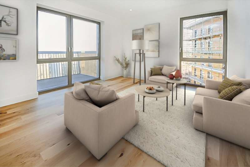 1 Bedroom Property for sale in Colindale Avenue, NW9 5HU