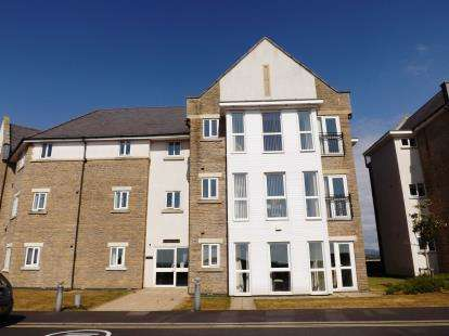 2 Bedrooms Flat for sale in Coniston House, Badger Wood, Morecambe, Lancashire, LA3