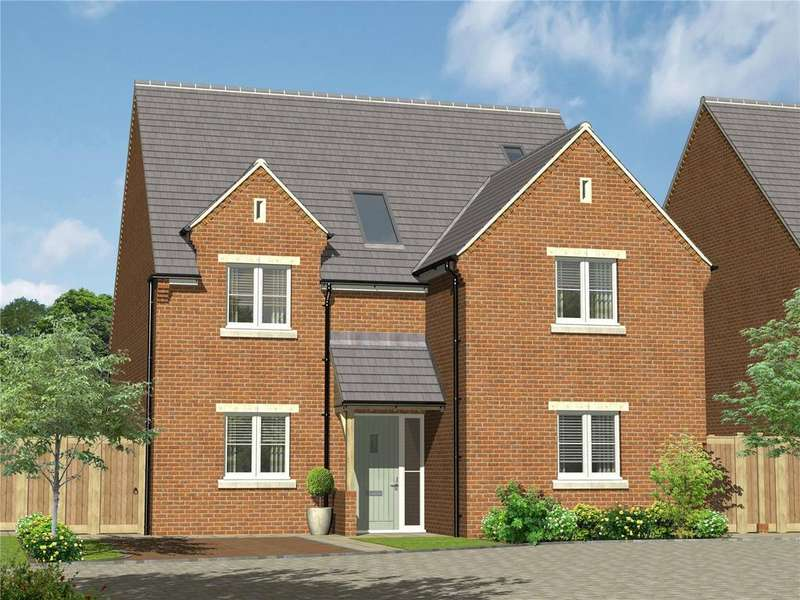 5 Bedrooms Detached House for sale in Hightown Place, Banbury, Oxfordshire, OX16