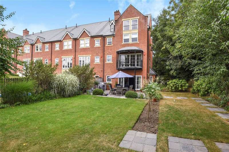 4 Bedrooms End Of Terrace House for sale in The Cloisters, Bridgeman Drive, Windsor, Berkshire, SL4