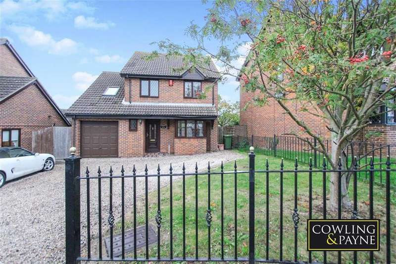 5 Bedrooms Detached House for sale in Doeshill Drive, Wickford, Essex