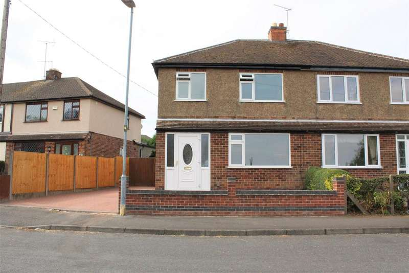 3 Bedrooms Detached House for sale in Millhouse Estate, Thringstone, Coalville