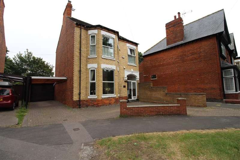 5 Bedrooms Detached House for sale in 110 Marlborough Avenue, Hull, East Yorkshire