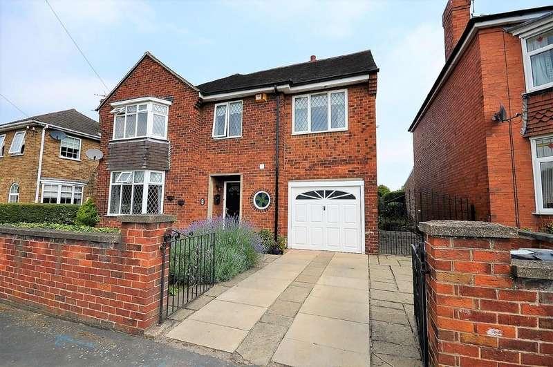 4 Bedrooms Detached House for sale in Bellwood Crescent, Thorne, Doncaster