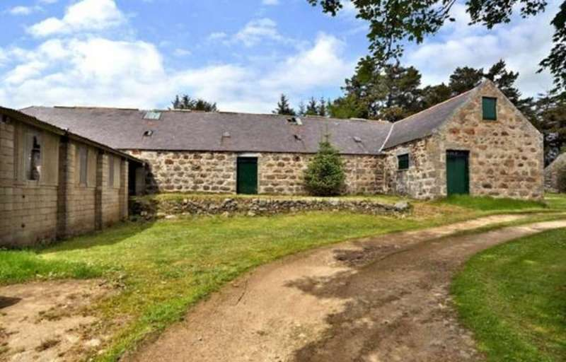 Land Commercial for sale in Plots 3 & 4, Newbrae Steading, Alford